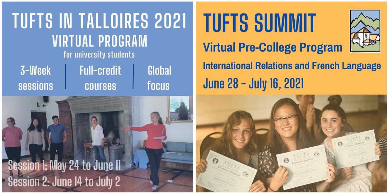 Do you have questions about our two virtual programs this summer?